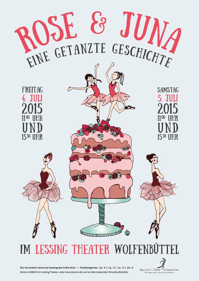 Plakate Ester Warth Design